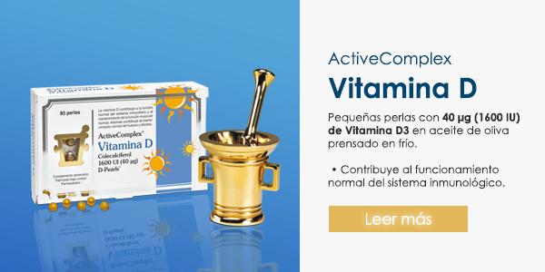 ActiveComplex Vitamina D