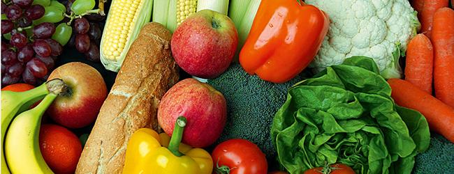 Nutrientes de la fruta y los vegetales