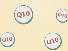 A qué edad disminuye la Q10 del cuerpo